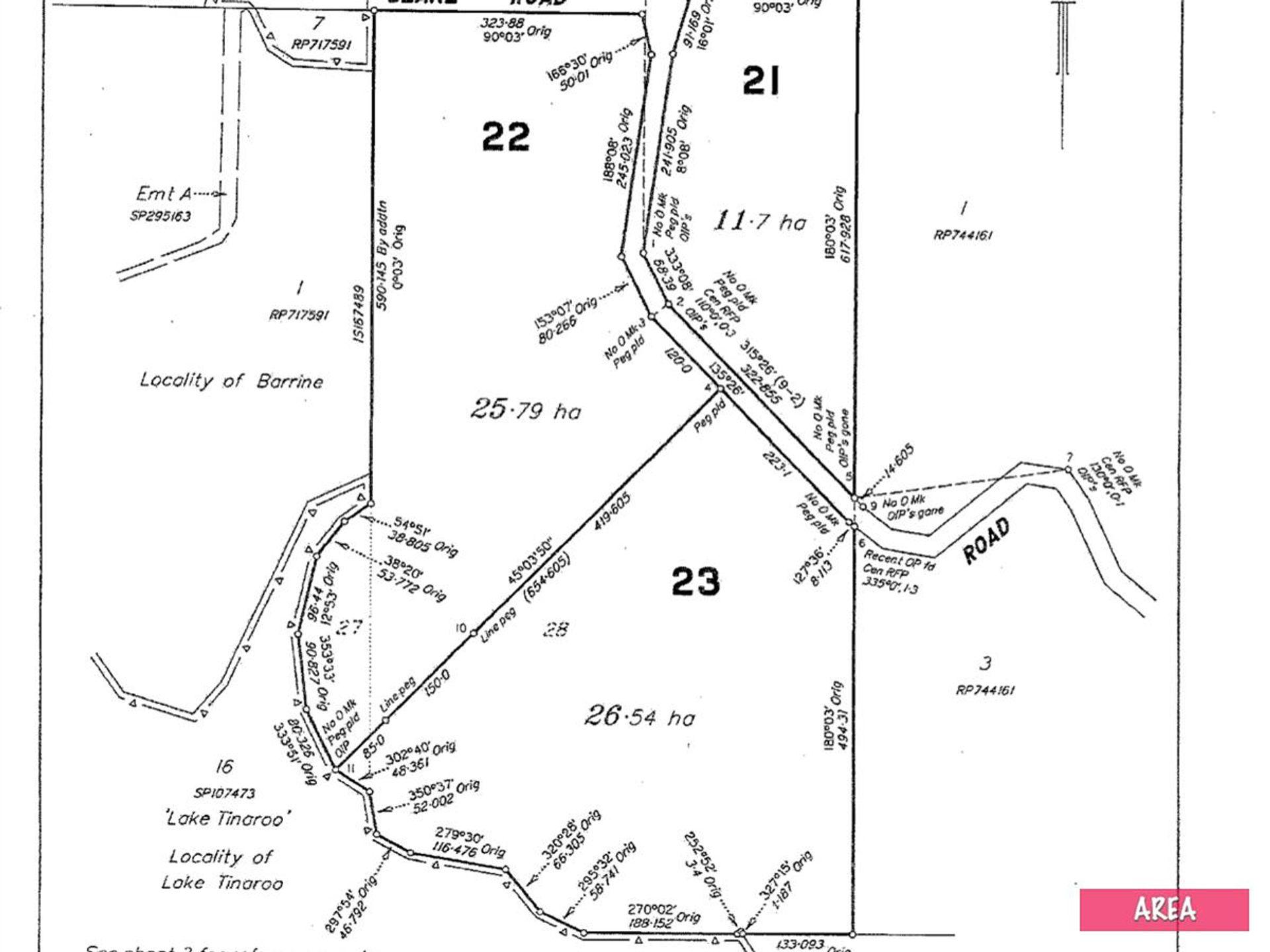 343 Powley Road, Barrine, QLD  4872