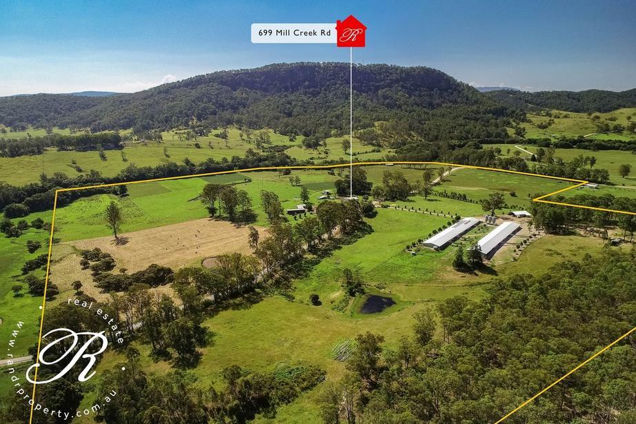 699 Mill Creek Road, Stroud, NSW 2425