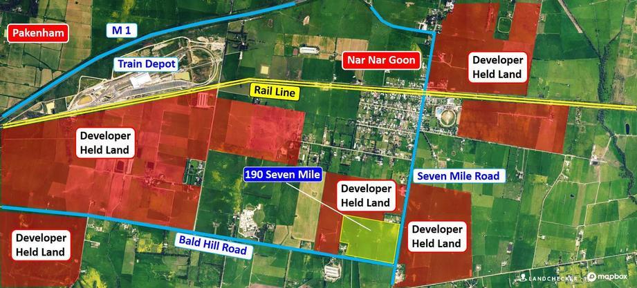 Lot 2 Seven Mile Road, Nar Nar Goon, VIC 3812