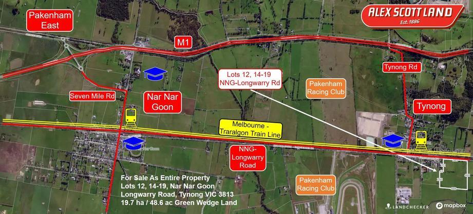 Lot 14  Nar Nar Goon - Longwarry Road, Tynong, VIC 3813