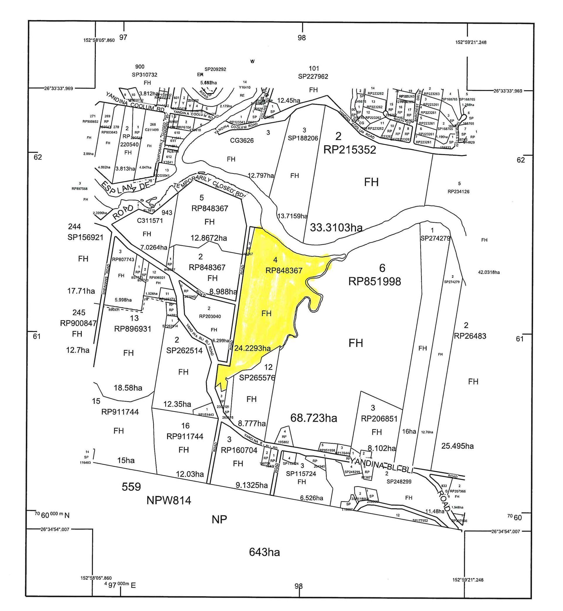 Lot 4 Yandina Bli Bli Road, Yandina, QLD  4561