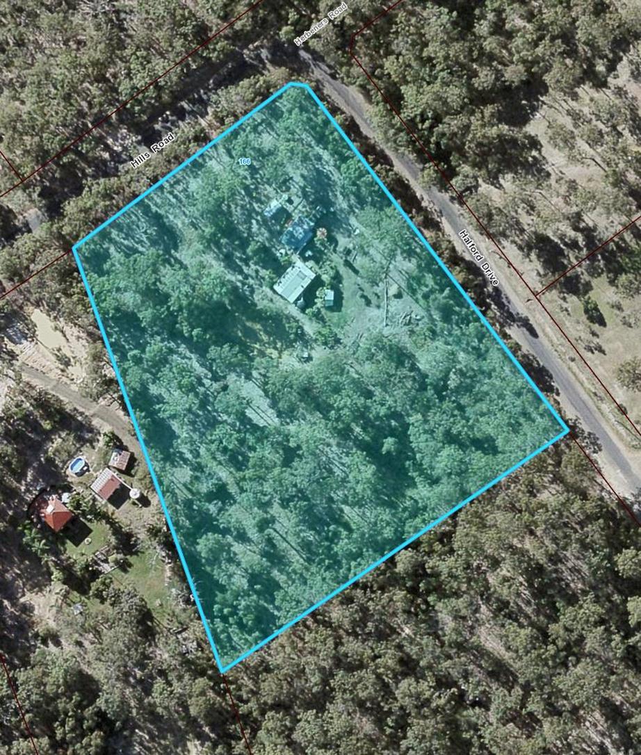 166 Hills Road, Maroondan, QLD 4671